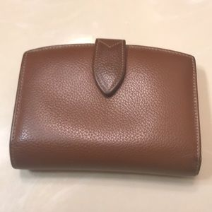 Coach wallet from The Madison Collection